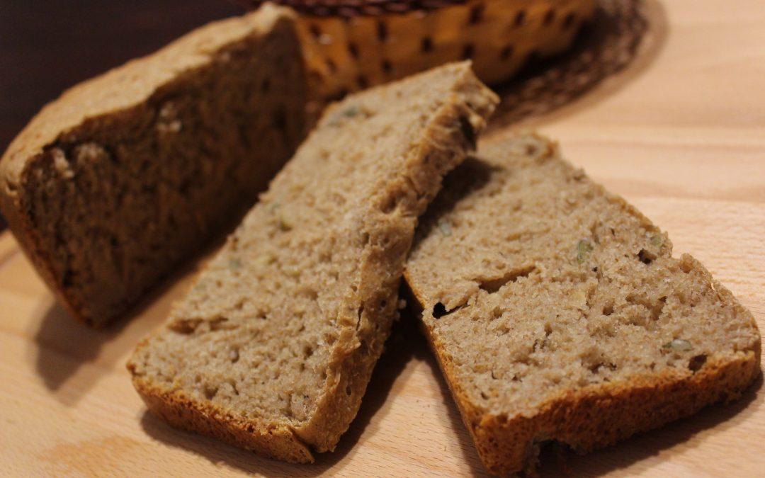 Episodul 1 – Paine cu seminte, piper si patru sortimente de ulei (Panasonic SD ZB2512 Automatic bread maker)